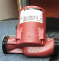 solar hot water pump