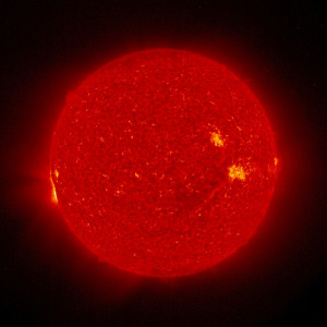 Goddard picture of the Sun